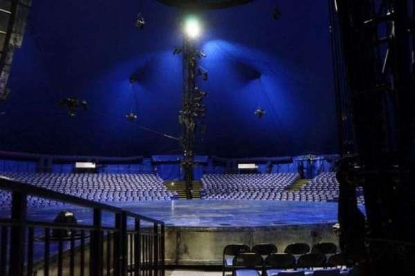 Cirque Du Soleil - Luzia, secção: 105, fila: F, lugar: 1