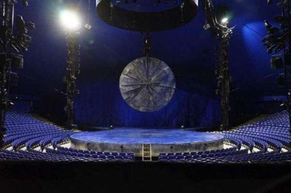 Cirque Du Soleil - Luzia, secção: 200, fila: N, lugar: 21