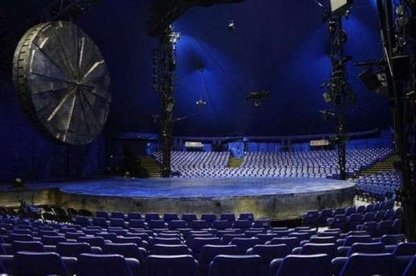 Cirque Du Soleil - Luzia, secção: 203, fila: H, lugar: 8