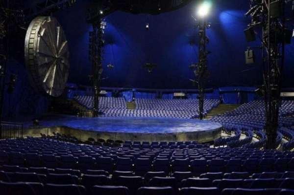Cirque Du Soleil - Luzia, secção: 203, fila: M, lugar: 20