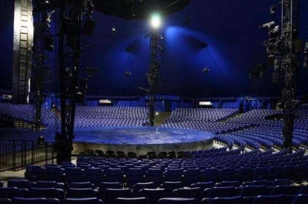 Cirque Du Soleil - Luzia, secção: 205, fila: M, lugar: 9