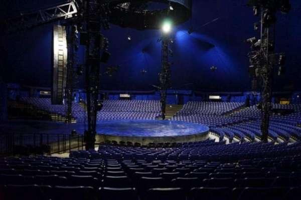 Cirque Du Soleil - Luzia, secção: 205, fila: R, lugar: 8