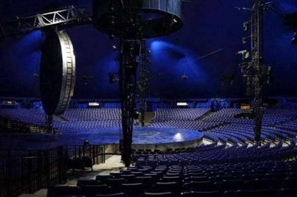 Cirque Du Soleil - Luzia, secção: 205, fila: R, lugar: 19