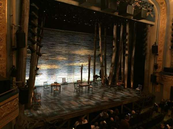Gerald Schoenfeld Theatre, secção: Mezzanine L, fila: A, lugar: 13