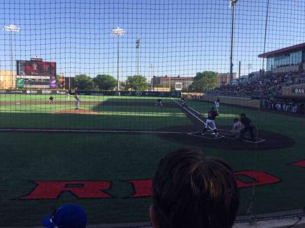 Dan Law Field, secção: C5, fila: 3, lugar: 3