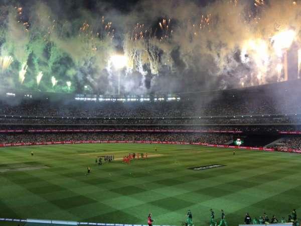 Melbourne Cricket Ground, secção: Q54