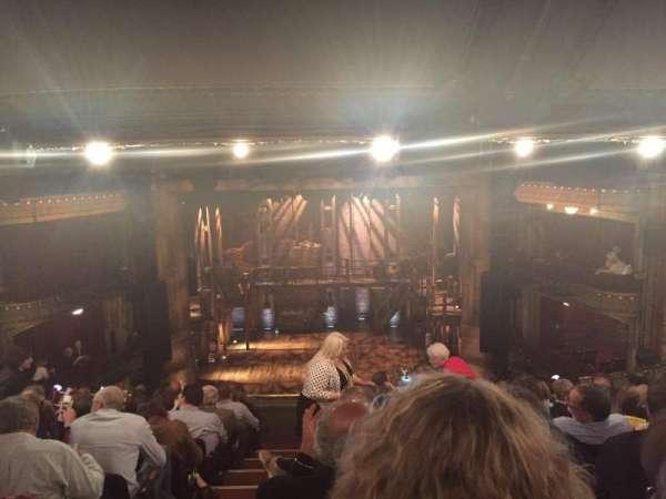 CIBC Theatre, secção: Mezzanine RC, fila: K, lugar: 302