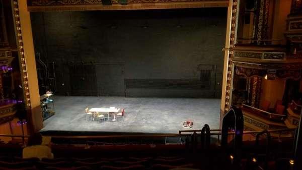 Belasco Theatre, secção: Mezzanine C, fila: F, lugar: 113