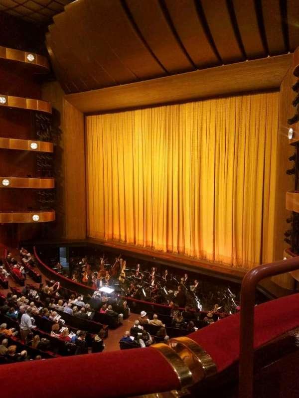 David H. Koch Theater, secção: 2 ring, fila: A, lugar: 36