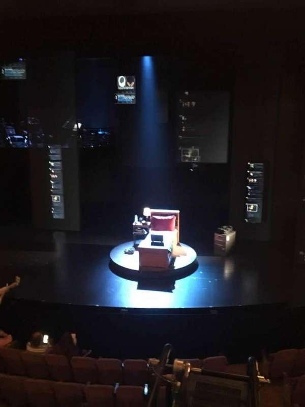 Music Box Theatre, secção: Mezzanine C, fila: A, lugar: 101