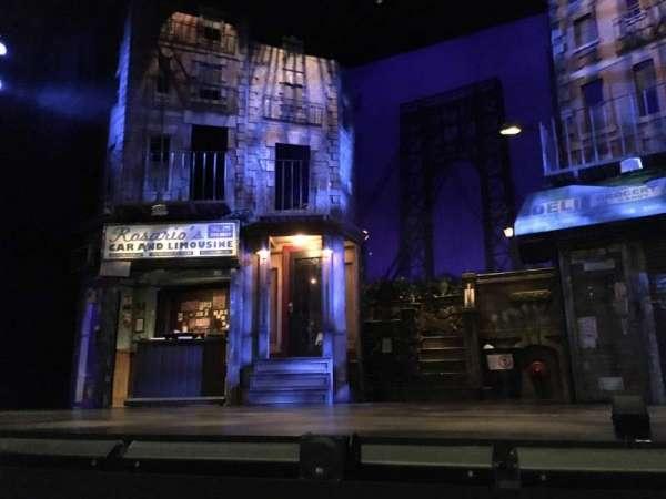ZACH Theatre, secção: Center, fila: A, lugar: 202