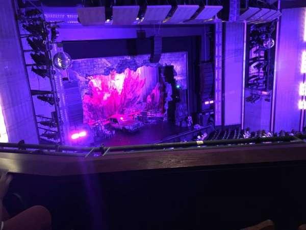 The Kennedy Center Eisenhower Theater, secção: Balcony, fila: B, lugar: 27