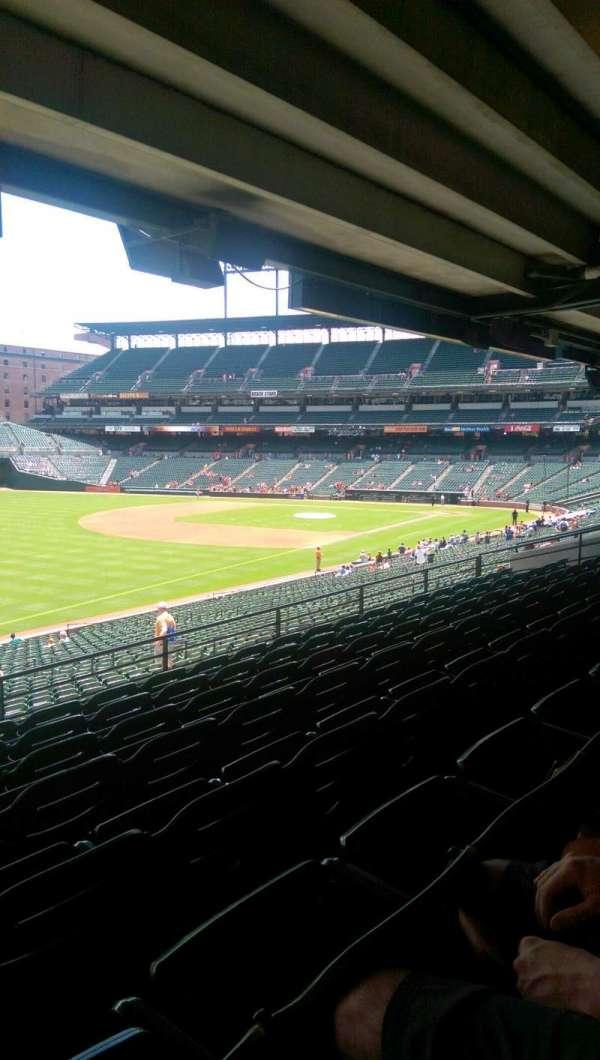Oriole Park at Camden Yards, secção: 67, fila: 7, lugar: 24