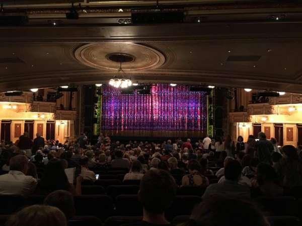 Hippodrome Theatre, secção: Center, fila: CC, lugar: 113