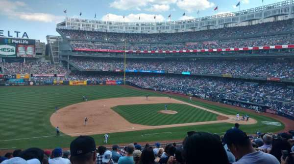 Yankee Stadium, secção: 226, fila: 13, lugar: 15