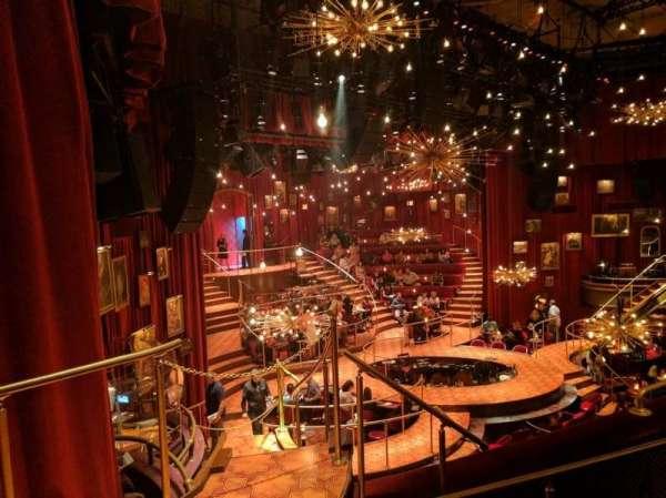 Imperial Theatre, secção: FMEZZ, fila: c, lugar: 7