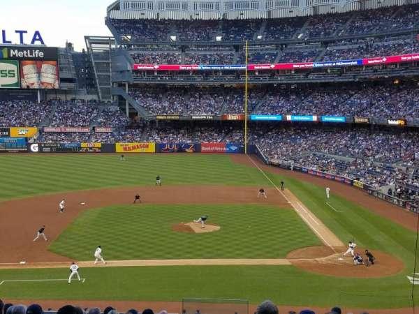 Yankee Stadium, secção: 223, fila: 14, lugar: 20