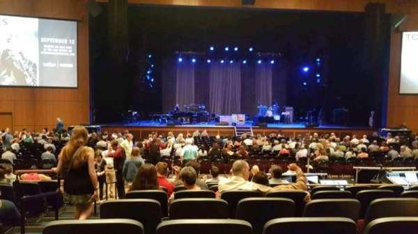 The Theater at MGM National Harbor, secção: 103, fila: J, lugar: 20