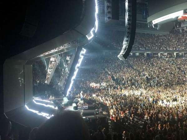 Scotiabank Arena, secção: 111, fila: 19, lugar: 7