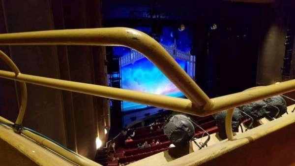 San Jose Center For The Performing Arts, secção: Balcony-6LL, fila: 1, lugar: 60