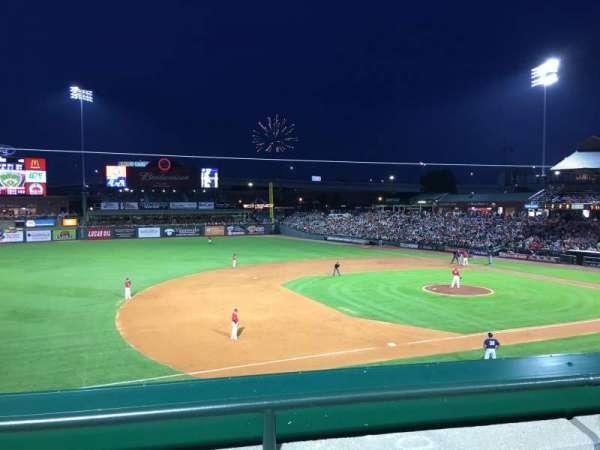 Louisville Slugger Field, secção: 222