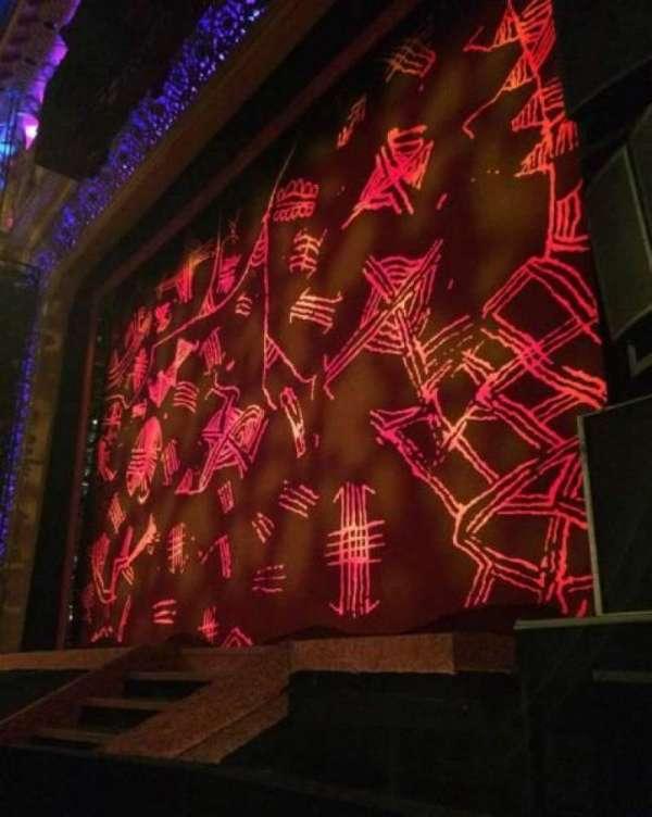 Saenger Theatre (New Orleans), secção: Orchestra R, fila: C, lugar: 18