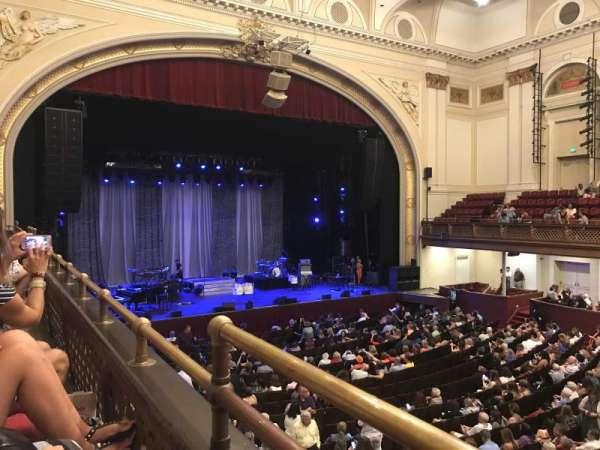 Modell Performing Arts Center, secção: Left Tier, fila: A, lugar: 35