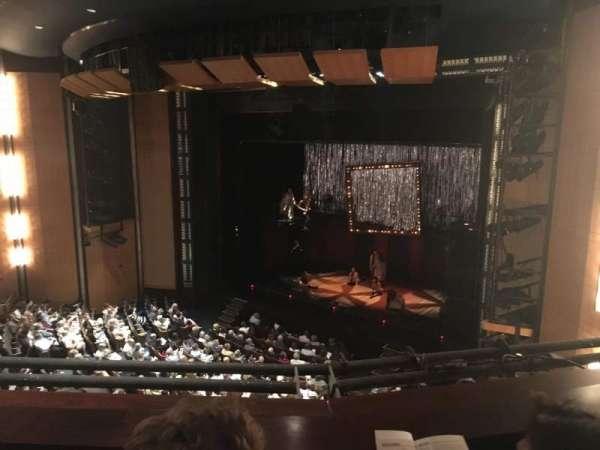 The Kennedy Center Eisenhower Theater, secção: Balcony, fila: B, lugar: 28