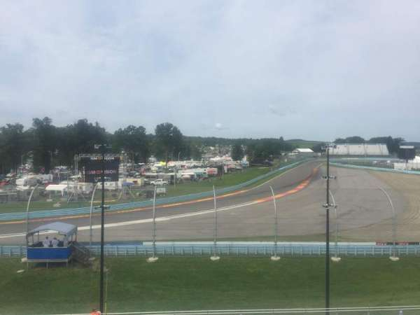 Watkins Glen International, secção: Jackie Stewart section 2, fila: 26, lugar: 19