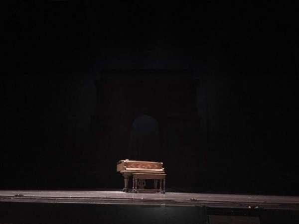 Nederlander Theatre (Chicago), secção: Orchestra C, fila: A, lugar: 110