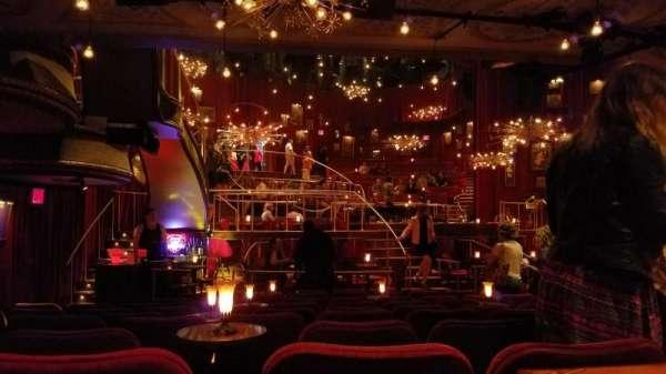 Imperial Theatre, secção: Orchestra, fila: L, lugar: 23