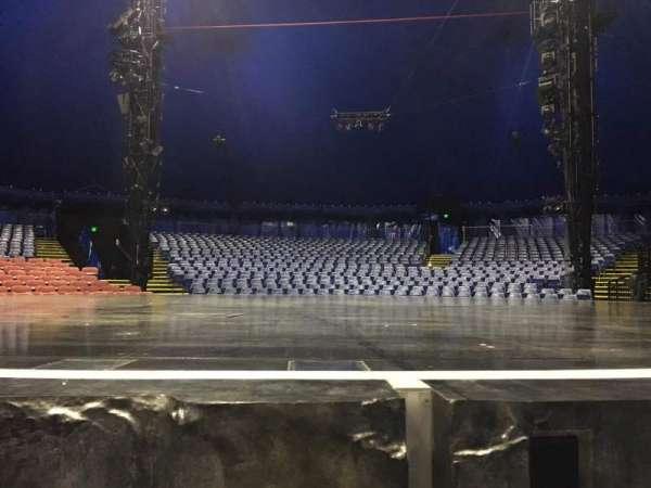 Cirque Du Soleil - Volta, secção: 104, fila: AA