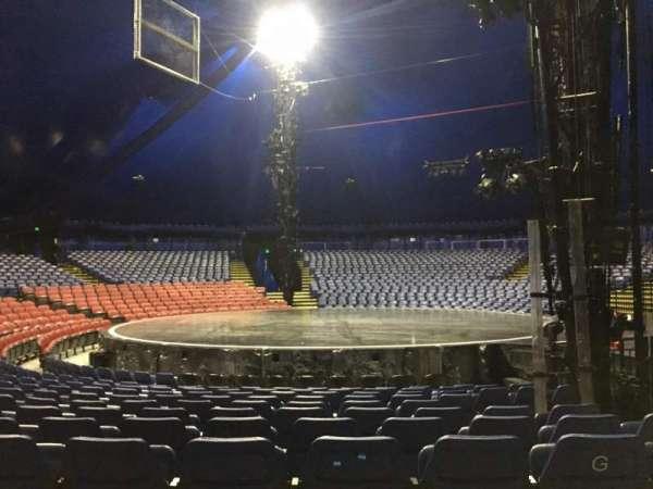 Cirque Du Soleil - Volta, secção: 206, fila: H