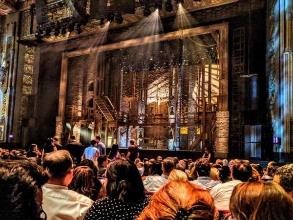 Hollywood Pantages Theatre, secção: Orchestra RC, fila: P, lugar: 210
