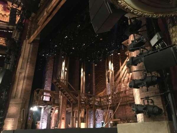 CIBC Theatre, secção: Orchestra R, fila: E, lugar: 18