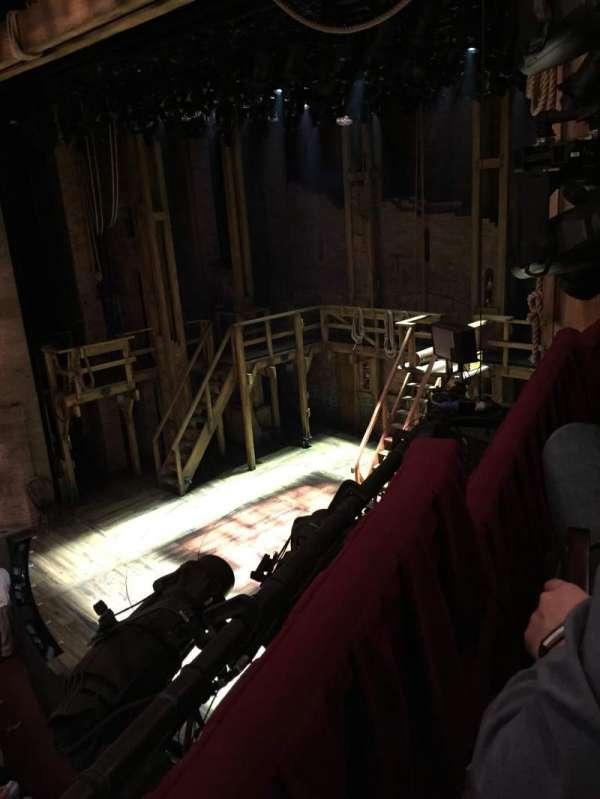 CIBC Theatre, secção: Mezzanine Box 6, fila: BX6, lugar: 6