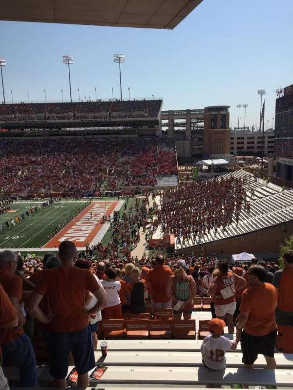Texas Memorial Stadium, secção: 1, fila: 68, lugar: 13