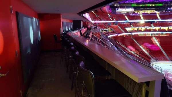 Little Caesars Arena, secção: M24, fila: 5, lugar: 1