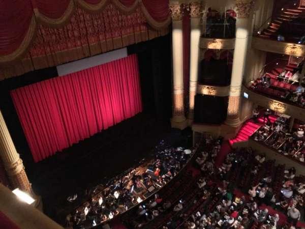 Academy of Music, secção: Amphitheater H, fila: A, lugar: 37