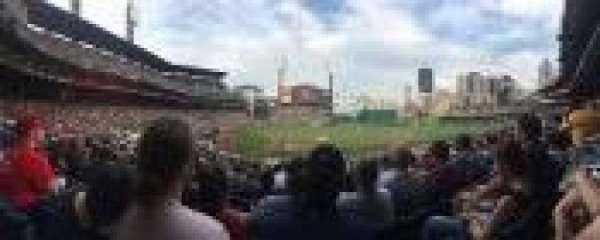 PNC Park, secção: 114, fila: S, lugar: 22