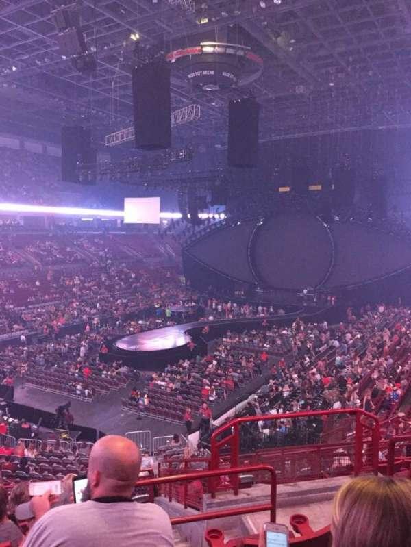Value City Arena, secção: 228, fila: J, lugar: 2