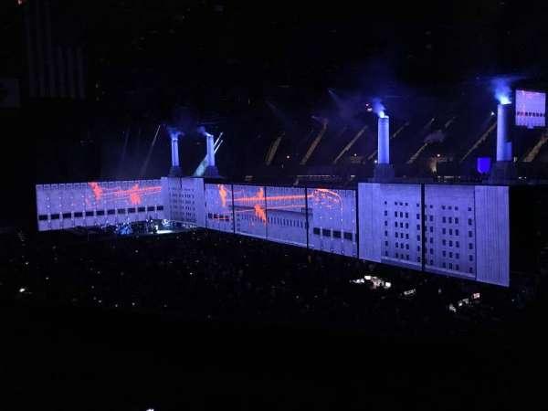 Nassau Veterans Memorial Coliseum, secção: 219, fila: 1, lugar: 1Aisle