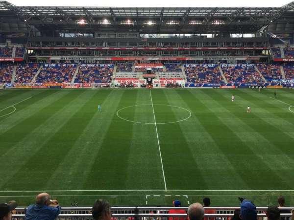 Red Bull Arena (New Jersey), secção: 126, fila: 18, lugar: 20-23
