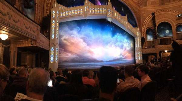 Eugene O'Neill Theatre, secção: Orchestra L, fila: J, lugar: 9