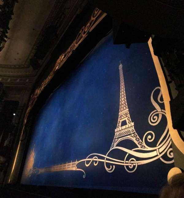 Broadhurst Theatre, secção: Orchestra R, fila: B, lugar: 12