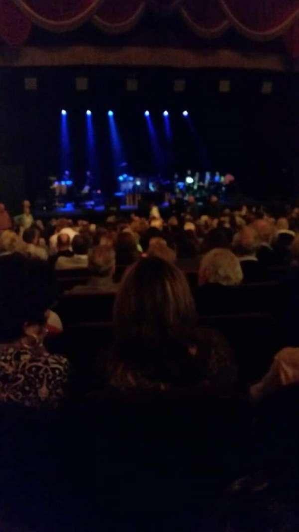 Providence Performing Arts Center, secção: 2, fila: x, lugar: 121