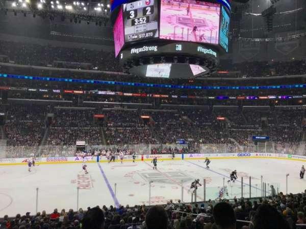 Staples Center, secção: PR15, fila: 1, lugar: 6