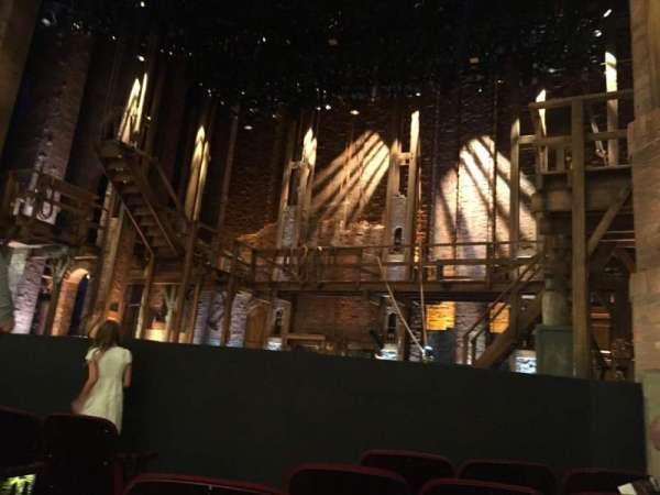 CIBC Theatre, secção: Orchestra R, fila: F, lugar: 6