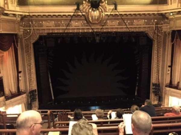 Hippodrome Theatre, secção: Ctr Mid. Al, fila: F, lugar: 307