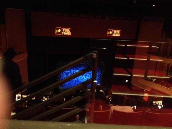 Durham Performing Arts Center, secção: 8, fila: K, lugar: 301